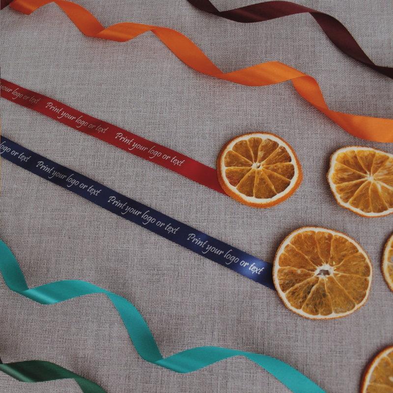 Zelta druka, bordo, sarkana, oranža lenta, 15 mm