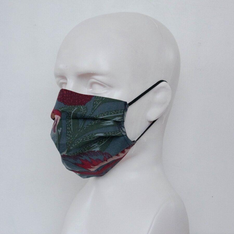 """Sejas maska """"Tropu ziedi"""""""