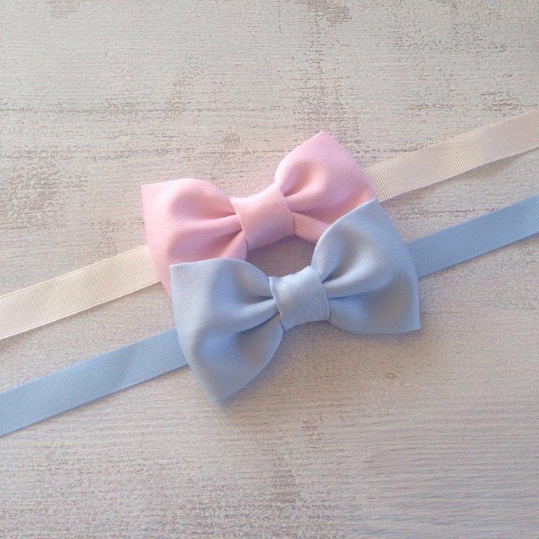 Gaiši zils un rozā