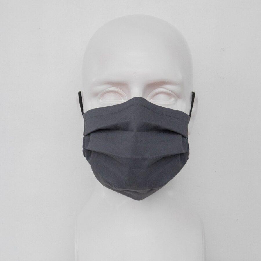 Pelēka sejas maska