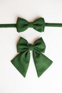 Zaļš komplekts pārim