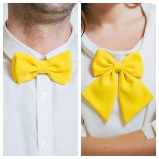 Dzeltens komplekts pārim