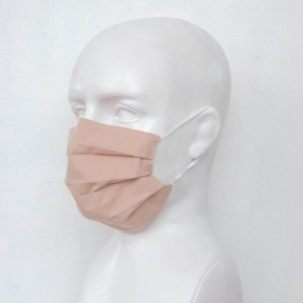 Maigi rozā- pieaugušo/bērnu sejas maska